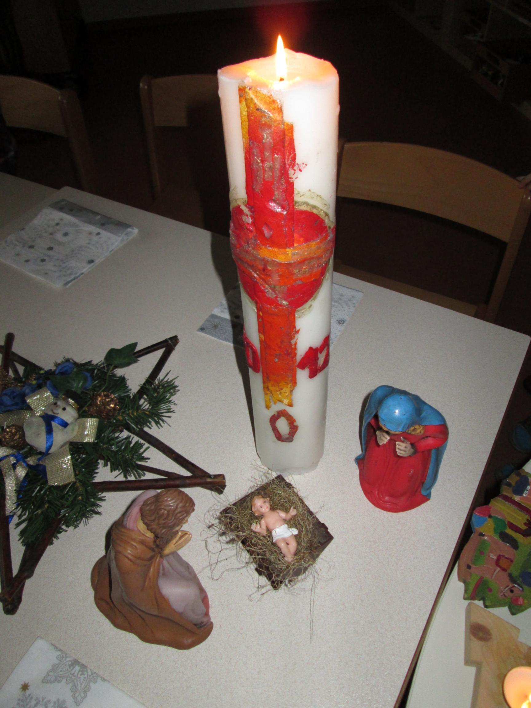 Advent Und Weihnachten Im Kindergarten.Weihnachten 2017 Kindertagesstätte St Augustin Coburg